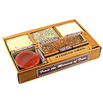 Resin Incense Gift Pack with Burner